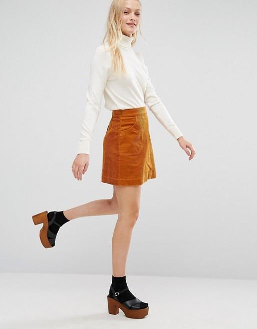 asos-cord-skirt