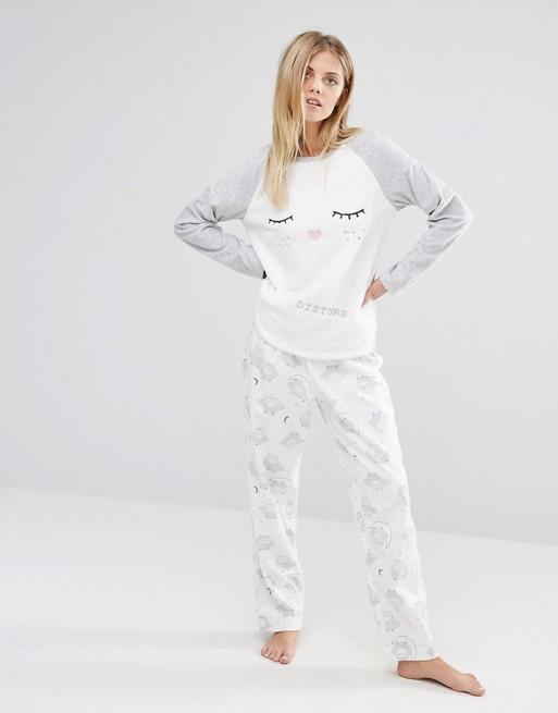 asos-owl-pyjamas-set